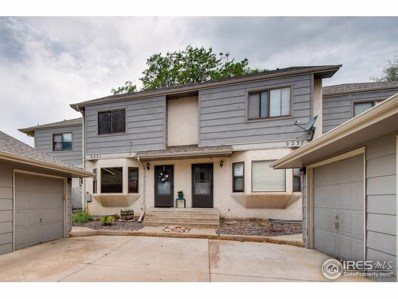 2231 Emery St UNIT D, Longmont, CO 80501 - MLS#: 856244
