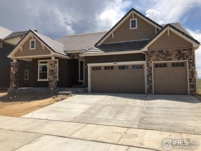 442 Painted Horse Way, Erie, CO 80516 - MLS#: 856252