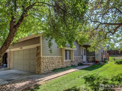3905 Paseo Del Prado, Boulder, CO 80301 - MLS#: 856303