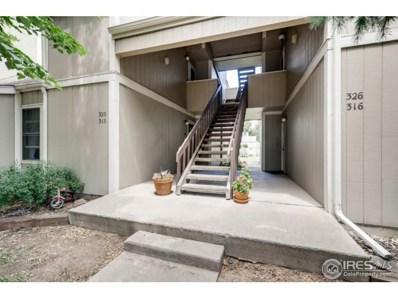 512 E Monroe Dr UNIT C339, Fort Collins, CO 80525 - MLS#: 856329