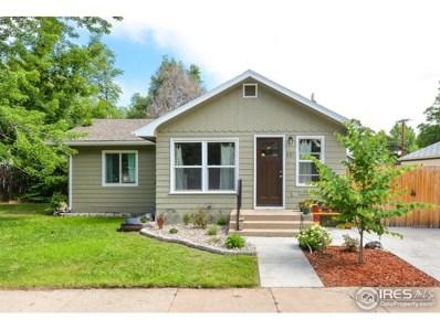 631 E 12th St, Loveland, CO 80537 - MLS#: 856560