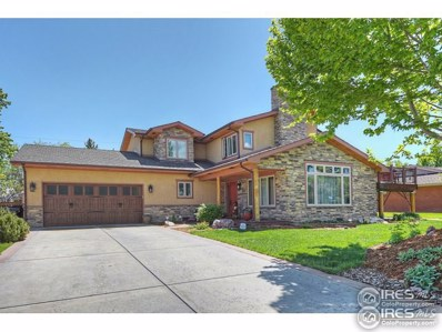980 Sycamore Ave, Boulder, CO 80303 - MLS#: 856689