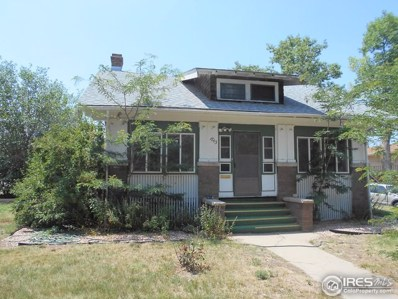 1743 7th Ave, Greeley, CO 80631 - MLS#: 856711