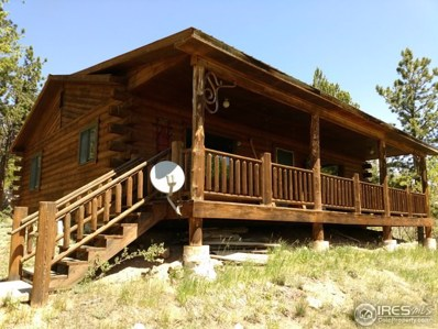 30 Muskogee Trl, Red Feather Lakes, CO 80545 - MLS#: 856851