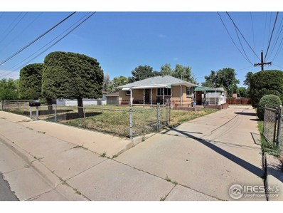 6741 E 64th Ave, Commerce City, CO 80022 - MLS#: 856873