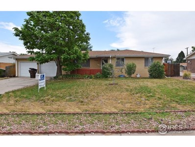814 36th Ave, Greeley, CO 80634 - MLS#: 856881