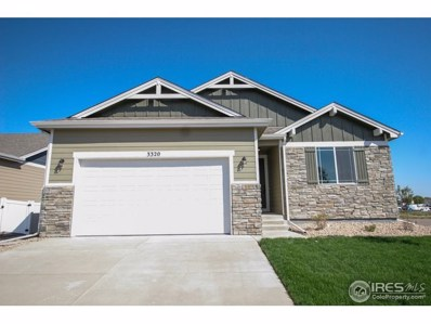 3320 Palano Ave, Evans, CO 80620 - MLS#: 857041