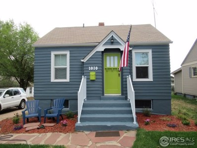 1010 19th Ave, Greeley, CO 80631 - MLS#: 857052