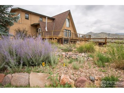 327 Stagecoach Trl, Lyons, CO 80540 - MLS#: 857129