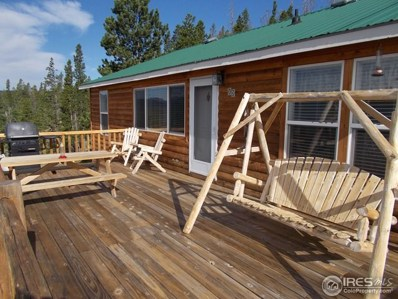 17 Concho Court, Red Feather Lakes, CO 80545 - #: 857200