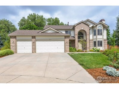 812 McGraw Dr, Fort Collins, CO 80526 - MLS#: 857223