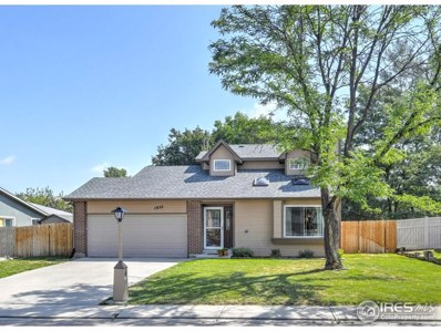 1852 Mount Sneffels St, Longmont, CO 80504 - MLS#: 857358