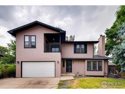 760 Cottonwood Dr, Broomfield, CO 80020 - MLS#: 857378