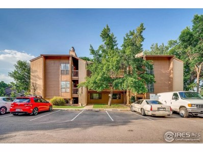 3575 28th St UNIT 101, Boulder, CO 80301 - MLS#: 857392