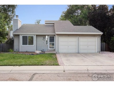 4437 Rosecrown Ct, Fort Collins, CO 80526 - MLS#: 857399