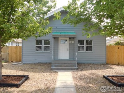 624 Park Ave, Fort Lupton, CO 80621 - MLS#: 857487