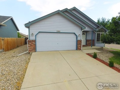 1360 S Haymaker Dr, Milliken, CO 80543 - MLS#: 857545