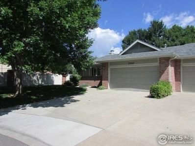 1200 Silk Oak Ct, Fort Collins, CO 80525 - MLS#: 857842