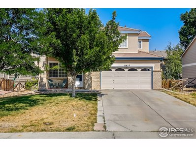 11622 Fairplay St, Commerce City, CO 80603 - MLS#: 857847