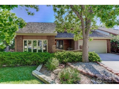 4848 Tanglewood Ct, Boulder, CO 80301 - MLS#: 857947