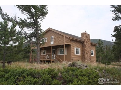 188 Swift Deer Rd, Red Feather Lakes, CO 80545 - MLS#: 858014
