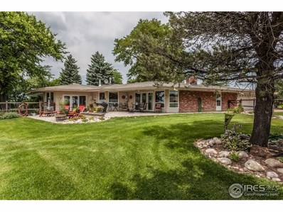 2317 S County Road 3 E, Fort Collins, CO 80525 - MLS#: 858147
