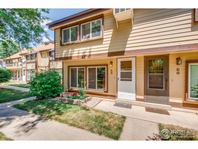 985 W 10th St UNIT 5, Loveland, CO 80537 - MLS#: 858239