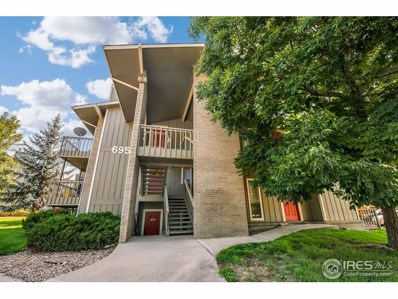 695 Manhattan Dr UNIT 219, Boulder, CO 80303 - MLS#: 858332
