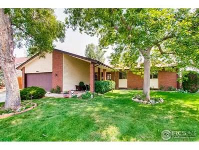 8284 Kincross Dr, Boulder, CO 80301 - MLS#: 858373