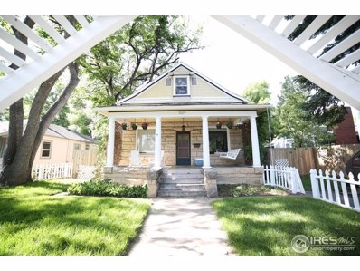 1029 Laporte Ave, Fort Collins, CO 80521 - MLS#: 858444