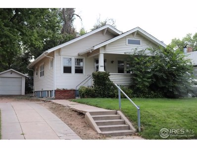 2005 7th Ave, Greeley, CO 80631 - MLS#: 858499