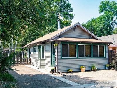 1115 Monroe Ave, Loveland, CO 80537 - MLS#: 858625