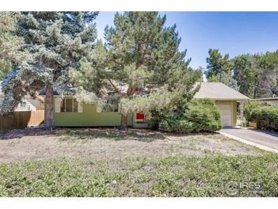 862 55th St, Boulder, CO 80303 - MLS#: 858647