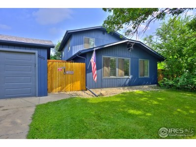 1049 Ponderosa Cir, Longmont, CO 80504 - MLS#: 858737