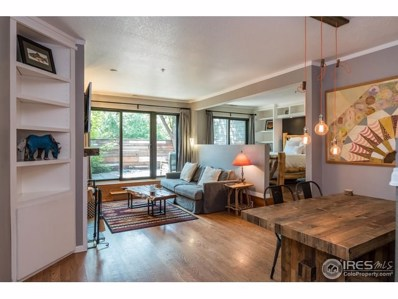 854 Walnut St UNIT B, Boulder, CO 80302 - MLS#: 858764