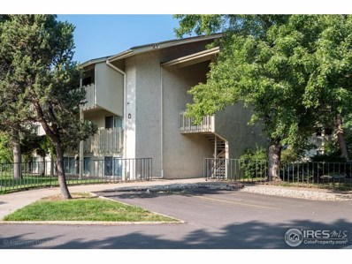2707 Valmont Rd UNIT 116, Boulder, CO 80304 - MLS#: 858778