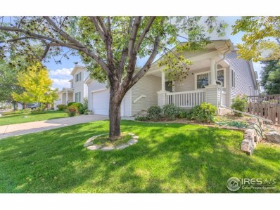 1261 Red Mountain Dr, Longmont, CO 80504 - MLS#: 858802