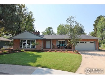 1513 Lakeside Ave, Fort Collins, CO 80521 - MLS#: 858884