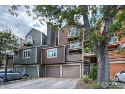 2254 Spruce St UNIT C, Boulder, CO 80302 - MLS#: 858931
