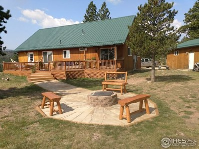53 Miami Ct, Red Feather Lakes, CO 80545 - MLS#: 859202