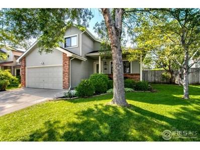 2219 Cedarwood Dr, Fort Collins, CO 80526 - MLS#: 859218