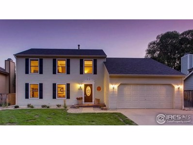 5219 Coralberry Ct, Fort Collins, CO 80525 - MLS#: 859389