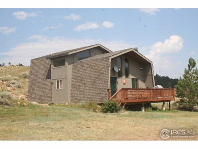 160 Cochiti Cir, Red Feather Lakes, CO 80545 - MLS#: 859423