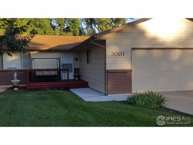 3001 Stover St, Fort Collins, CO 80525 - MLS#: 859431