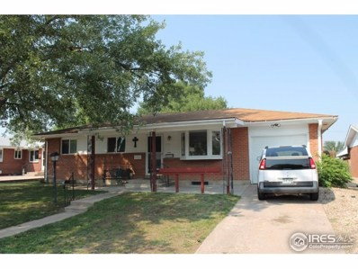 1721 27th St, Greeley, CO 80631 - MLS#: 859496