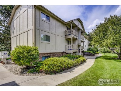1024 E Swallow Rd UNIT 322, Fort Collins, CO 80525 - MLS#: 859583