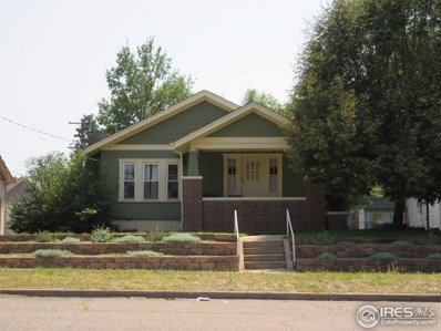 1118 18th St, Greeley, CO 80631 - MLS#: 859621