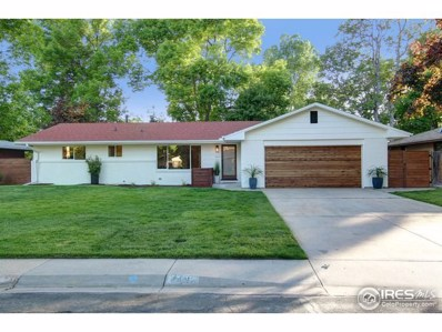 1401 Patton St, Fort Collins, CO 80524 - MLS#: 859738