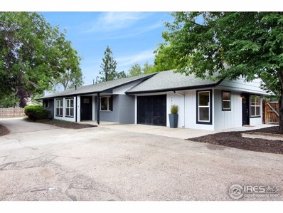 1819 W Prospect Rd, Fort Collins, CO 80526 - MLS#: 859923