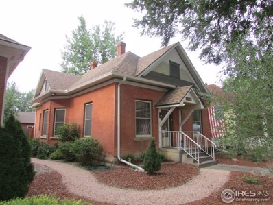 1017 W Mountain Ave, Fort Collins, CO 80521 - MLS#: 859938